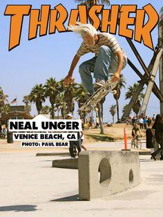 Несколько трючков от дедули Neal Unger