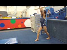 I thought today would be the perfect day to share some handstand forward roll drills. This is one of those skills that more often than not I see people spot one Gymnastics At Home, Gymnastics Handstand, Gymnastics Academy, Preschool Gymnastics, Gymnastics Tricks, Gymnastics Skills, Gymnastics Flexibility, Amazing Gymnastics, Gymnastics Coaching