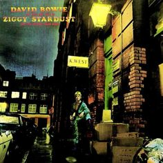 Ziggy Stardust and the Spiders From Mars album cover