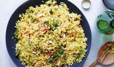 Turmeric or cinnamon? Nuts or raisins? The players may change, but the fundamentals of fluffy, fragrant pilaf are always the same