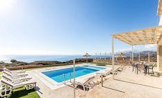 #theavilla #triopetra #beachview #amazingsunset #unique #privatepool #holidayvilla #luxuryvilla #modernaesthetic #akoumiavillage #bookdirect #incrediblecrete #Retymno #crete #cretevillas4u # Kid Pool, Private Pool, Crete, Villas, Beaches, Swimming Pools, Relax, Landscape, Building