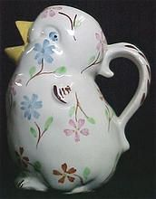 Pitcher - I don't think I've seen this one before.