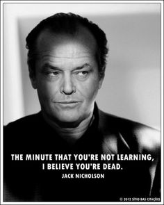 Jack Nicholson Photos & Quotes