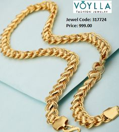 8f99018019da Searching here and there over the web for designer chains for men then lay  your eye