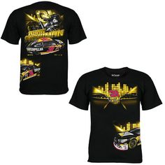 Ryan Newman Chase Authentics Camber T-Shirt – Black