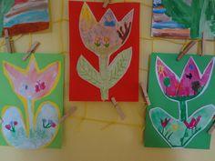Výsledek obrázku pro obrázky jaro malované