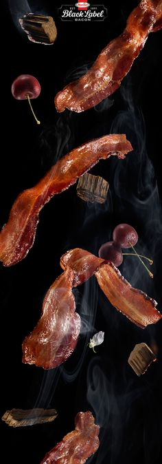 Cherrywood Bacon | Black Label® Bacon Bacon Recipes, Cooking Recipes, Bacon Meat, My Favorite Food, Favorite Recipes, Nom Nom Paleo, Brain Food, Eat Breakfast, Meal Planning