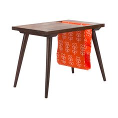 If your current tabletop is constantly cluttered with magazines and novels, this handy and handsome piece will make a pleasing replacement. With a mid-century inspired design and stylish wood finish, t...  Find the Chloe Accent Table, as seen in the Mid-Century Classics Collection at http://dotandbo.com/collections/mid-century-classics?utm_source=pinterest&utm_medium=organic&db_sku=DBN1016-ORGPAT