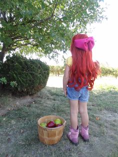 Applebloom Cosplay... SQUEEE!