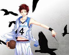 Akashi Seijuurou - Kuroko no Basket
