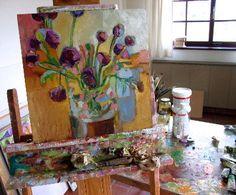 studio vase by caroline havers