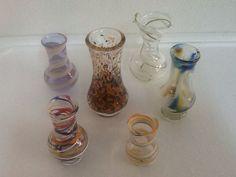 Minik vazolar bir arada
