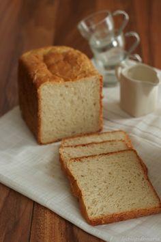 Pan de molde con masa madre