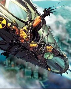 #wolvrine #dragonball #naruto #filmes #cinema #manga #dccomics #marvel Goku, Marvel Dc, Marvel Comics, Dragon Ball, Ghost Rider Wallpaper, Wolverine Art, Disney Infinity, Image Comics, Manga