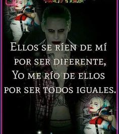 Good Wife Quotes, Sassy Quotes, Bright Quotes, Jared Leto Joker, Funny Spanish Memes, Joker And Harley Quinn, Love Messages, Words, Motivational
