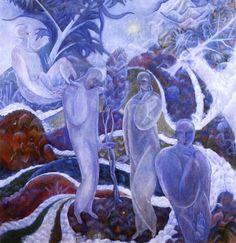 Summer Night - Albert Bloch