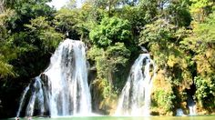 Las hermosas cascadas de Tamasopo