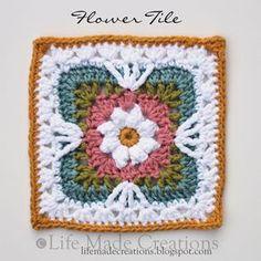 Life Made Creations: Grannies Crochet y algunos diseños