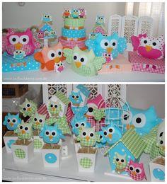 ~ We r owls - Coruja by Infinita Arte ~