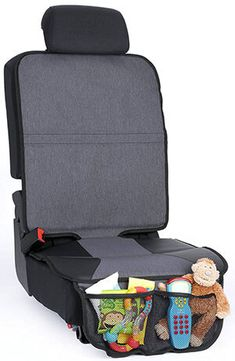 From 13.00 Baby Caboodle Car Seat Protector Seat Cover For Under Car ...