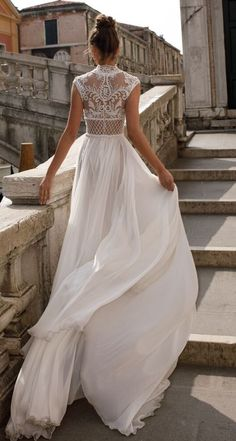 Wedding Dress Inspiration - Julie Vino