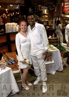 Al B For brings you the party snaps from Diner en Blanc Philadelphia preview party at Reading Terminal.