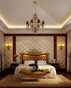 41+ Glam Bedroom Decor Luxury Classy - an in Depth Anaylsis on What Works and What Doesn't - homedesa.com #luxurybedroomscondo