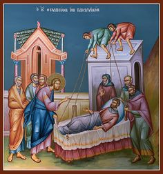 Healed for the Journey of Active Faithfulness: Homily for the Sunday After Pentecost and the Sunday of Matthew in the Orthodox Church Trinidad, Gospel Reading, Journey's End, Our Father In Heaven, Romans 12, Pentecost, Eucharist, Orthodox Icons, Christian Faith