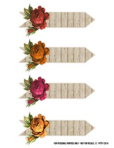 www.freeprettythingsforyou.com wp-content uploads 2014 09 Packaging_Design_Free_Rose_Arrow_Printables_FPTFY_3.jpg
