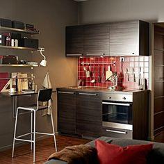 20 modèles de kitchenettes idéales pour les étudiants
