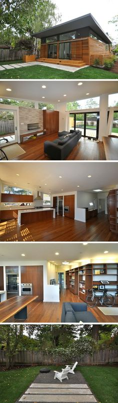 Atherton Shipping Container Home