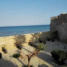 #TravelTuesday #Flashback: I wish I could be back in Cyprus on the beach next to the great ruins and enjoying a great holiday! #travel #ilovetotravel #Cyprus #larnaca #sea #castle #water #beach #seaside #blue #history #awesome #great #beautiful #nice #amazing #summer #instatravel #holiday #letsgosomewhere #holidaydestination #traveler #heritage #lp