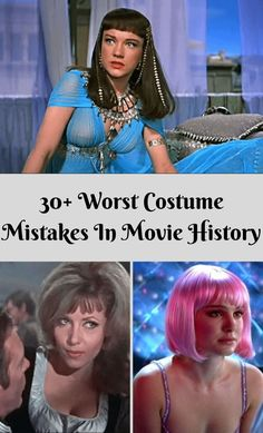 There's no denying the fact that costume design is one of the most challenging jobs on any film set. #30+ #Worst #Costume #MovieHistory