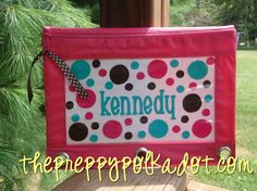 Pencil bags have never been so cute!!