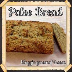#Paleo Bread Recipe