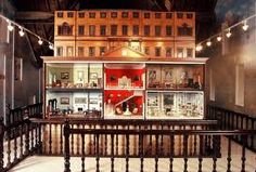 old doll houses
