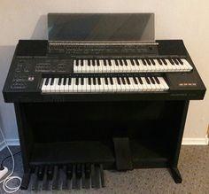 Grosse Orgel Farfisa TS Series Midi Digital
