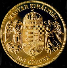 The Österreichisch-ungarische Krone or osztrák-magyar korona was the official currency of the Austro-Hungarian Empire from 1892 until the dissolution of the empire in 1918. The subunit was one hundredth of the main unit, and it was called Heller in German and fillér in the Hungarian.