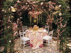 Garden Table | BBJ Linen