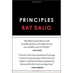Principles: Life and Work         ** Want to know more, click on the image. (This is an affiliate link) #Books