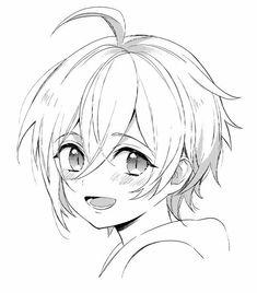 Character Art, Anime Art, Anime Boys, Random, Casual, Art Of Animation, Anime Guys, Figure Drawings