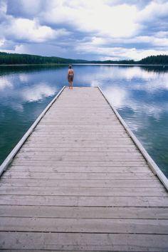 Canada, Provincial Park Hinton