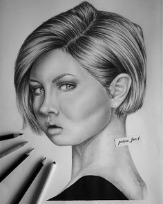 "22-year-old artist ✏☺ auf Instagram: ""Finished portrait 😊💖 . . #drawingoftheday #drawing #art #selfmade #picturefan #pictureoftheday #drawings #portraits #artfeaturexx…"""