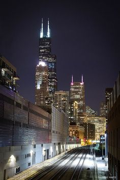 Chicago   by Deirdre Hayes. Pinned by #CarltonInnMidway - www.carltoninnmidway.com