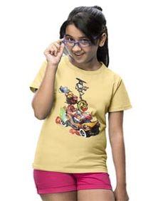 Girls T-Shirt :http://www.shoppingonlinehere.com/product/girls/