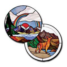 CKE Patterns : Pattern, CKE - Mountain Rainbow & Mule Deer