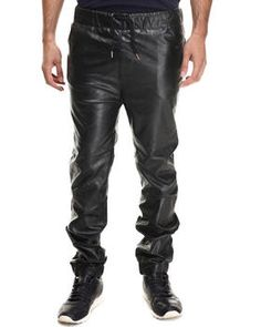Buy Mercer Faux leather Quilted pants Men's Jeans & Pants from Akademiks. Find Akademiks fashions & more at DrJays.com