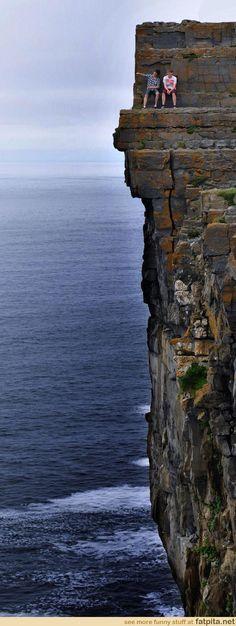 Inishmore - Aran Island - coast and hills trail, ireland