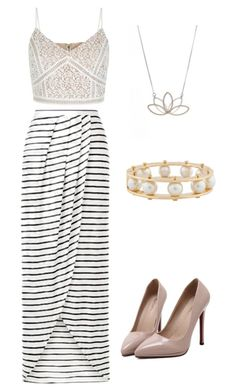 """Emphasis"" by explorer-145711937110 on Polyvore featuring WithChic, Nashelle and Lele Sadoughi"