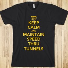 Don't drive yet, but this is so true. And it's even in Pittsburgh colors, just for those sports fans on the way to the game ;)